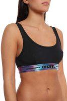 Športová podprsenka Diesel v jednoduchom pohodlnom strihu